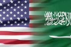 Saudi Arabia, USA emphasis on end of Afghan War