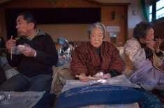 جاپان کی 28 فیصد سے زائد آبادی بزرگ شہریوں پر مشتمل ہے ہیں،حکومت