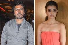 رادھیکا اور نوازالدین فلم ''رات اکیلی ہے'' میں جلوہ گرہوں گے