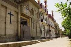 فیصل آباد میں گرجا گھروں سمیت  چرچز کی فول پروف سکیورٹی کیلئے تمام ..