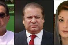 Nawaz, Maryam and Safdar will not be allowed to vote on 25th July
