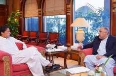 سپیکر قومی اسمبلی کا ایوان کا اجلاس احسن انداز میں چلانے کیلئے وزیراعظم ..