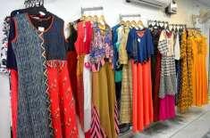 جڑواں شہروں میں فیشن ریٹیلرز اور دکانوں پر موسم گرما کے ملبوسات کی ..