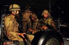بلوچستان میں پاک ایران سرحد پر ایف سی اہلکاروں پر حملے اور شہادتوں ..