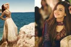 ماہرہ خان کی نئی فلم 'پرے ہٹ لًو' کیلئے اداکارہ زارا نور عباس کا بھی ..