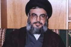 حزب اللہ کا ہدف کو ٹھیک ٹھیک نشانہ بنانے والے میزائل حاصل کرنے کا دعویٰ