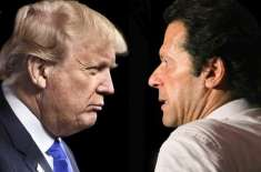 امریکی شو میں عمران خان کو ٹرمپ سے تشبیہ دینے پر تنازع شروع ہوگیا،صارفین ..