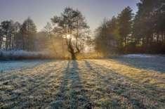 آئندہ دو سے تین روز کے دوران ملک کے بیشتر علاقوں میں موسم سرد اور خشک ..