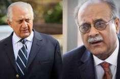 Najam Sethi to take legal action against former PCB chief Sheharyar Khan