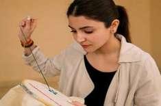 ورون دھون اور انوشکا شرما کو فلم ''سوئی دھاگہ'' کی تشہیر کے لئے دوگناوقت ..