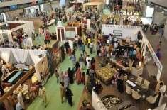 پاکستان فرنیچر کونسل کا لاہور میں دسویں تین روزہ انٹیریئرز پاکستان ..