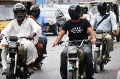 سندھ میں دفعہ 144 نافذ، موٹر سائیکل کی ڈبل سوار پر بھی پابندی عائد کر ..