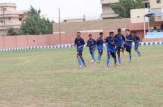 کراچی ،انٹراکیڈمی فٹبال ٹورنامنٹ سیمی فائنل لائن اپ مکمل