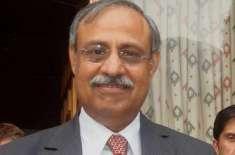 سیکرٹری الیکشن کمیشن نے سابق وزیراعظم یوسف رضا گیلانی کے صاحبزادے ..