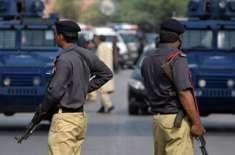 کراچی پولیس کے کرپٹ افسران اور اہلکاروں کی کڑی نگرانی