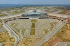 نیو اسلام آباد ائیرپورٹ تکمیل کے آخری مراحل میں، حکومت کو ہوائی اڈے ..