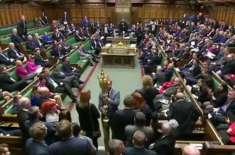 بریگزٹ ڈیل پر ووٹنگ کیوں کی  تین ناراض برطانوی وزراء مستعفی ہوگئے