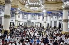 سعودیہ سمیت خلیجی اور بعض یورپی ممالک میں عید الاضحی مذہبی عقیدت و ..