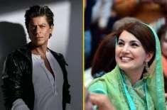 ریحام خان کی کتاب میں شاہ رخ خان کی تعریفیں ،ْ