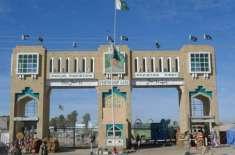 پاکستان نے افغانستان میں پارلیمانی انتخابات کے پیش نظر طورخم اور چمن ..