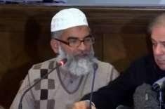 زینب کے والد نے سابق ڈی پی او قصور کی جانب سے پیسے مانگنے کی خبروں کی ..