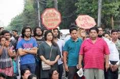 بنگلہ دیش میں گذشتہ چھے ماہ میں عصمت دری کی592 واقعات رجسٹرڈ،