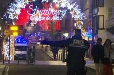 سٹراسبرگ کرسمس مارکیٹ میں فائرنگ سے ہلاک ہونے والوں کی تعداد4 ہو گئی