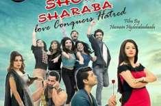 پنجابی فلم ''شور شرابا''4برس سے نمائش کے لئے التواء کا شکار