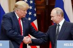 امریکی انتخابات میں روسی مداخلت پرصدرٹرمپ کی قلابازیاں