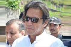 وزیراعظم عمران خان ایک روزہ دورے پر پشاور پہنچ گئے