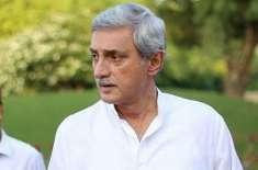 جہانگیرترین نے معروف اینکرز شاہ زیب خانزاہ اور وسیم بادامی کے خلاف ..