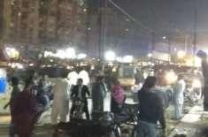 کراچی دھماکے میں ایم کیو ایم کی قیادت بال بال بچ گئی