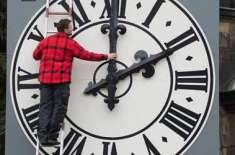 یورپ میں گھڑیاں ایک گھنٹہ آگے،پیچھے کرنے کی تبدیلی کا نظام ختم کرنیکافیصلہ