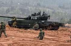 روس کی تاریخ کی سب سے بڑی فوجی مشقوں کا آغاز،لاکھوں اہلکاروں کی شرکت