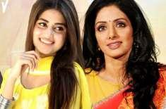 سری دیوی کے ساتھ دوبارہ کام کرنے کی خواہش ادھوری رہ گئی 'سجل علی