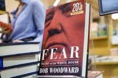 امریکی لائبریری ٹرمپ مخالف امریکی صحافی کی کتاب سے خوف زدہ، مفت لینے ..