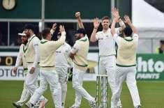 افغانستان اور آئرلینڈ کی کرکٹ ٹیمیں آئندہ سال مارچ میں ٹیسٹ میچ کھیلیں ..