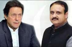 وزیراعظم عمران خان ایک بار پھر وزیر اعلیٰ عثمان بزدار کی حمایت میں ..