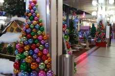 جیسے جیسے دسمبر کا مہینہ گزرتا جا رہا ہے کرسمس کی رونقیں  بڑھتی ہی جا ..