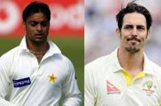 mitchell johnson fear shoaib akhtar