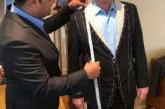 سابق امریکی صدر جارج ڈبلیو بش پاکستان ٹیلر کے مداح نکلے