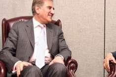 مسئلہ کشمیر پاکستان کی خارجہ پالیسی کا محور ہے،کشمیریوں کی قربانیوں ..