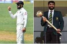 Virat Kohli becomes Asian captain with most Test runs