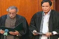 پنجاب اسمبلی میں اسپیکر کا انتخاب ، رکن اسمبلی کے جوتے چوری ہو گئے