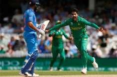 محمد عامر سے کیسے نمٹا جائے؟ ٹنڈولکر کا بھارتی بلے بازوں کو مشورہ