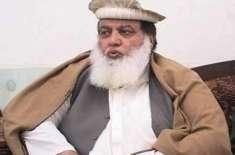 مولانا فضل الرحمان کو گرفتار کیا گیا تو پورا پاکستان بند کر دیں گے