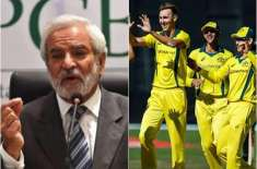 PCB to convince Cricket Australian to play two ODIs in Karachi