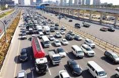دُبئی 92 سائیکل چیلنج کے باعث متعدد سڑکوں پر شدید ٹریفک جام ہو گا