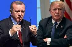 صدر ٹرمپ کی طرف سے دعوت پر ملاقات ہو سکتی ہے، صدر اردوان
