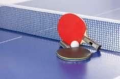 امم خواجہ نے یوم پاکستان ٹیبل ٹینس چیمپئن شپ جیت لی